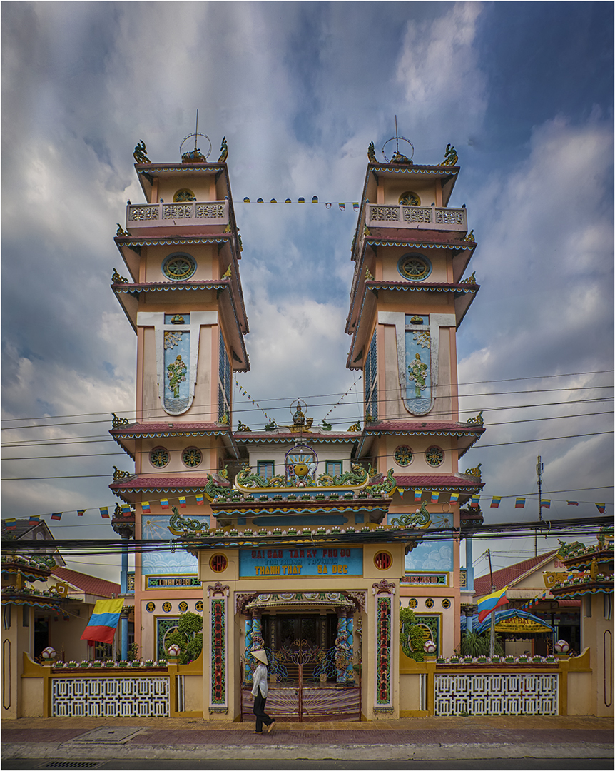 ... Glauben in Vietnam ...