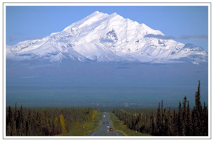Gleen Highway-Alaska