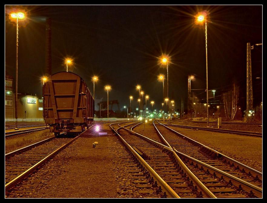 Gleisanlagen Minden / Westfalen