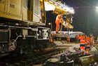 Gleisbauarbeiten XVII