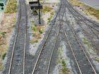 Gleise und Weichen