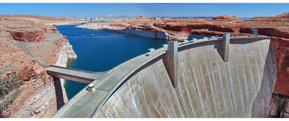 Glen Canyon Dam - reload