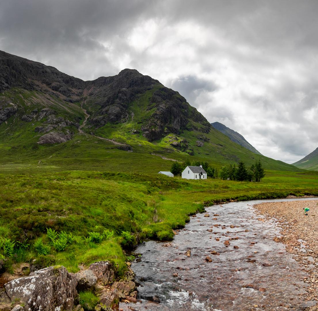 Glen Coe - Lagangarbh Hut