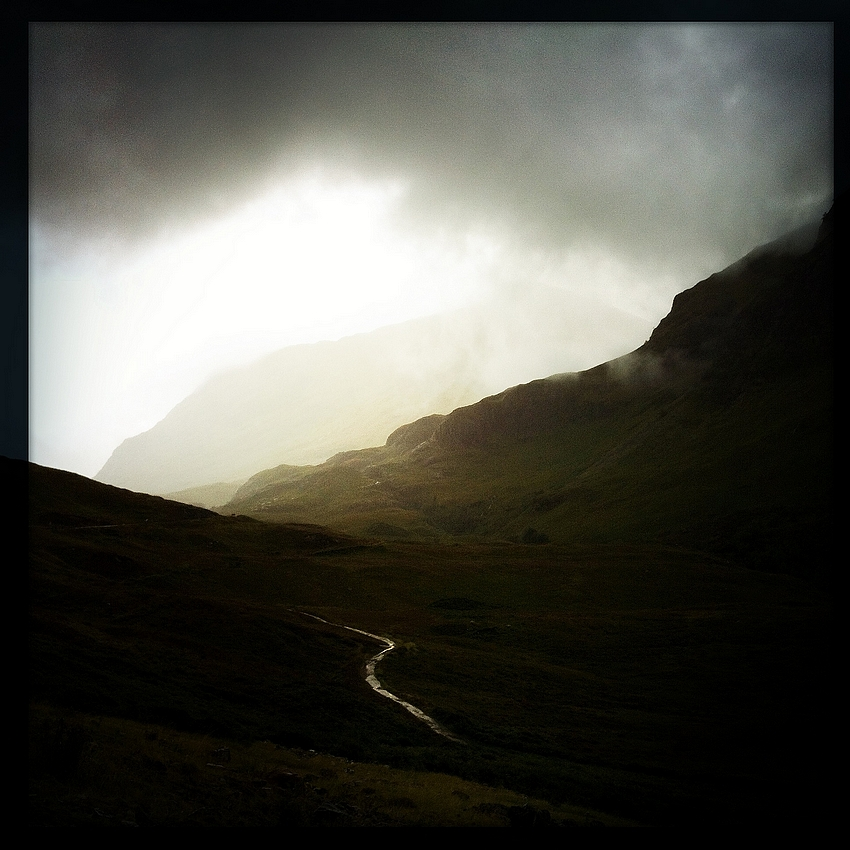 Glen Coe Lights VIII