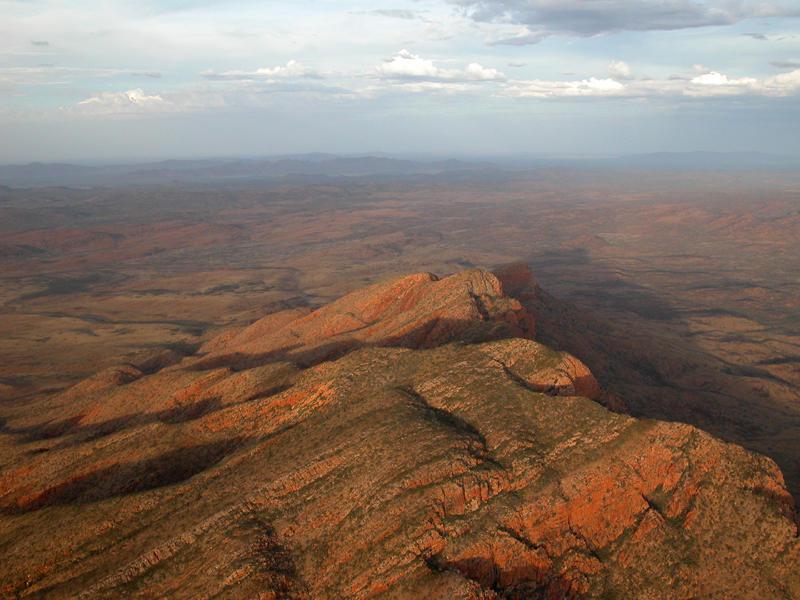 Glen Helen Gorge Nature Park, Northern Territory, Australien