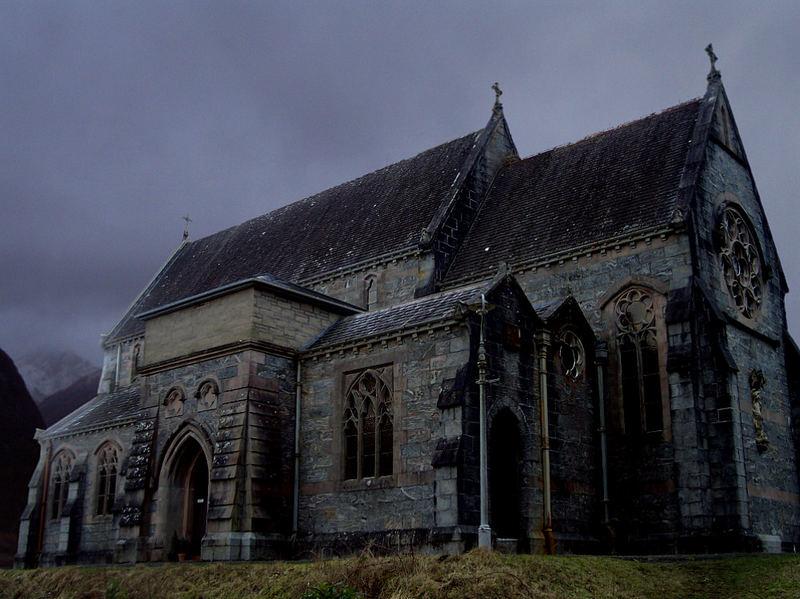 Glenfinnan Chapel