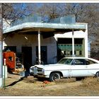 Glenrio Gas Station