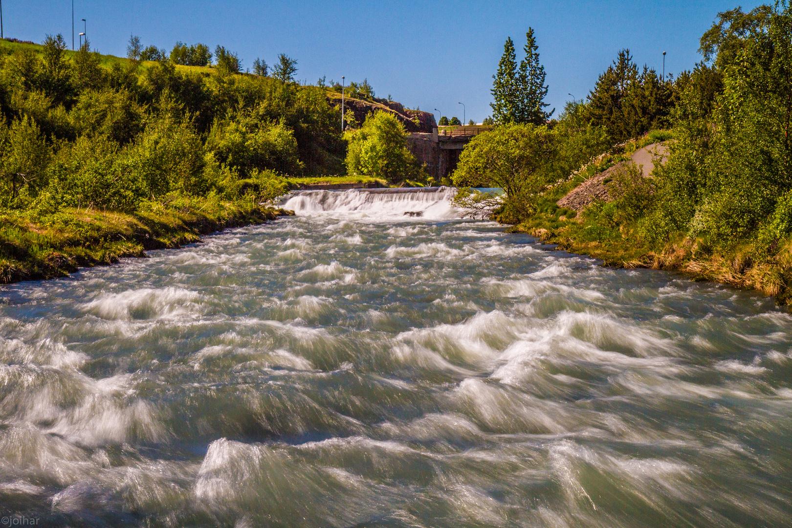 Glerá river