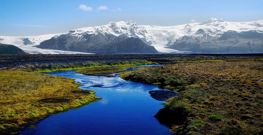 Gletscher ...