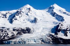Gletscher auf der Insel Jan Mayen