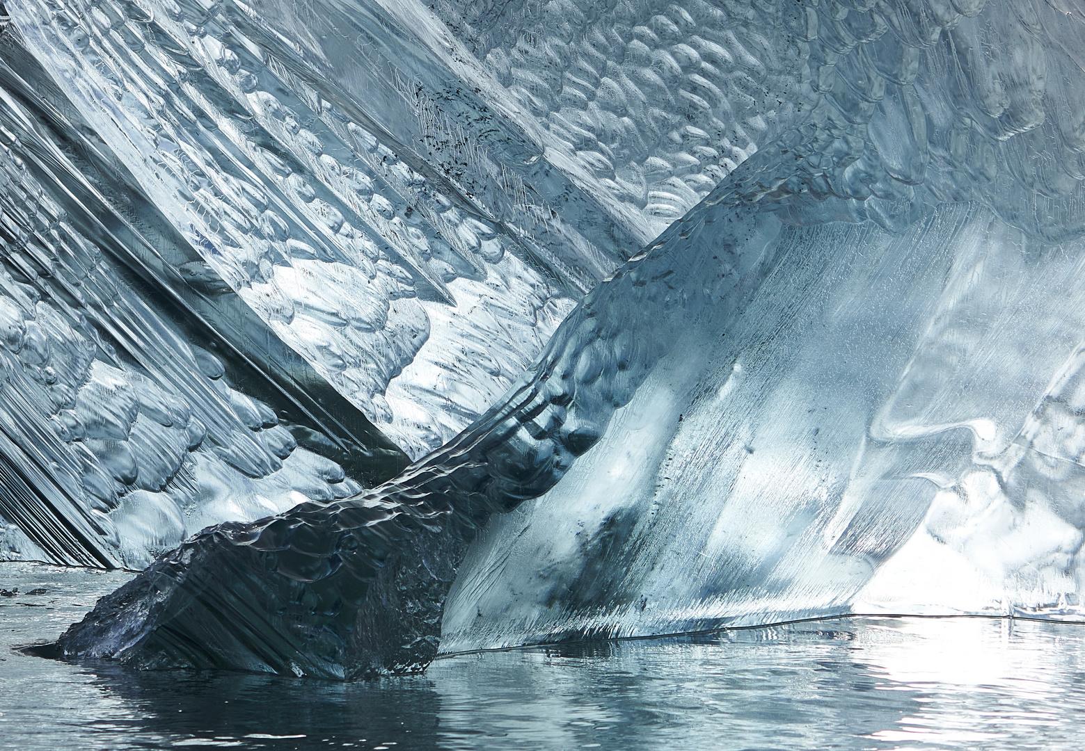 Gletscher - Eis