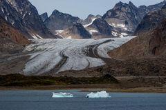 Gletscher im Prins-Christian-Sund_1