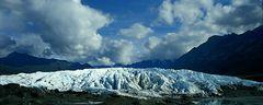 Gletscher im Süden Alaskas