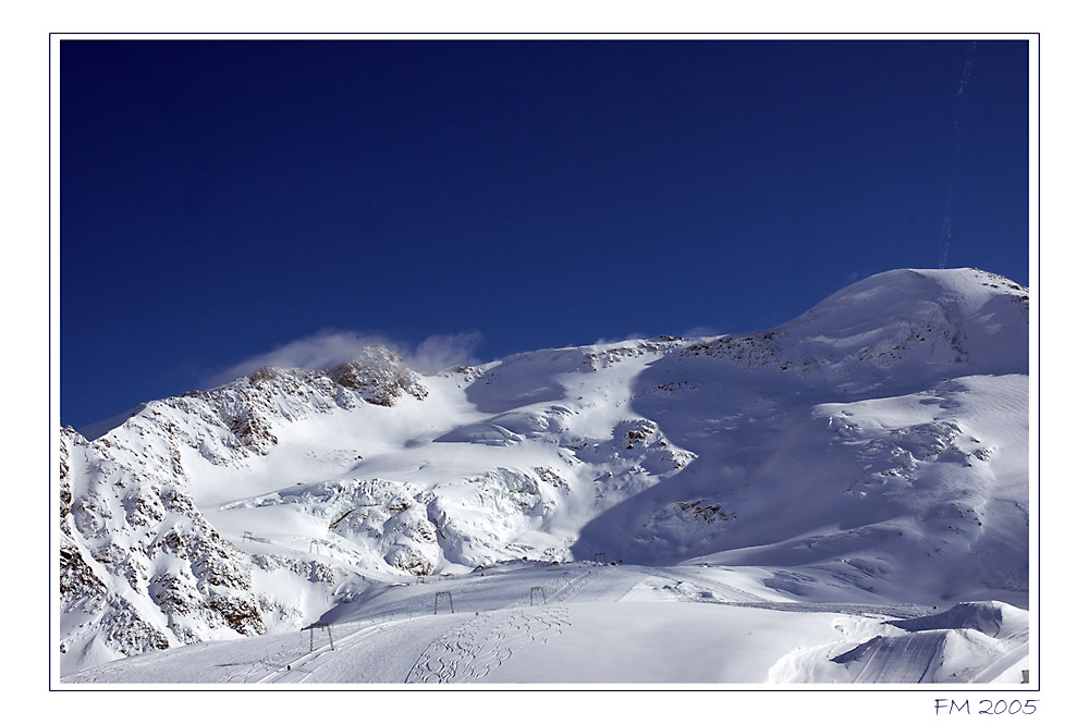 Gletscher vom Kaunertal/Österreich II