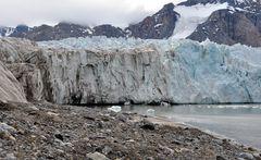 Gletscher zum anfassen