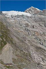 Gletscherabbruch