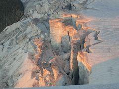 Gletscherbruch am Vorderen Tierberg (2008)