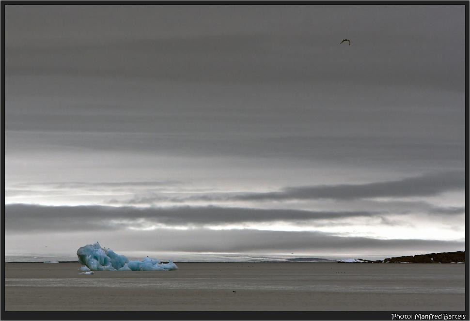 Gletschereis...