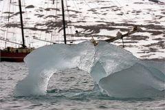 Gletschereis....