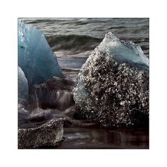 gletschereisdetail