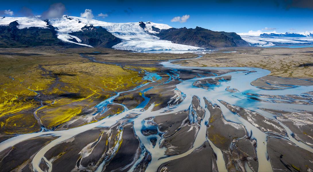 [ gletscherflüsse ]