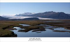 Gletschergebiet Breidamerkurjökull