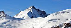 Gletscherhorn  3983m  im BOL  Variante 2