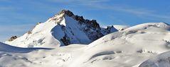Gletscherhorn 3984 m einer der höchsten Fastviertausender