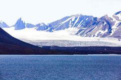 Gletscherkante Spitzbergen