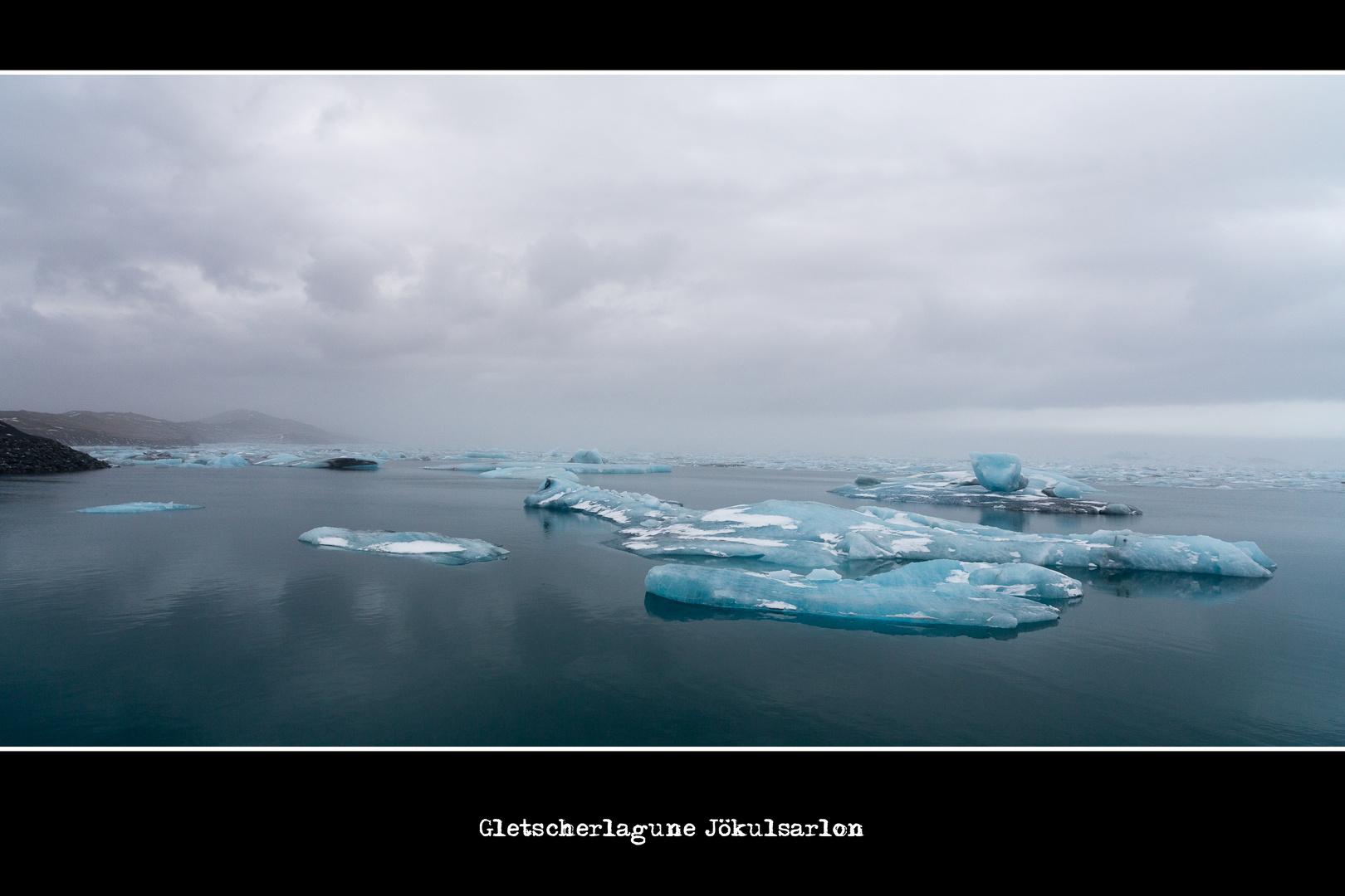 Gletscherlagune Jökulsarlon 2