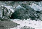 Gletschermund des Franz Josef Glacier