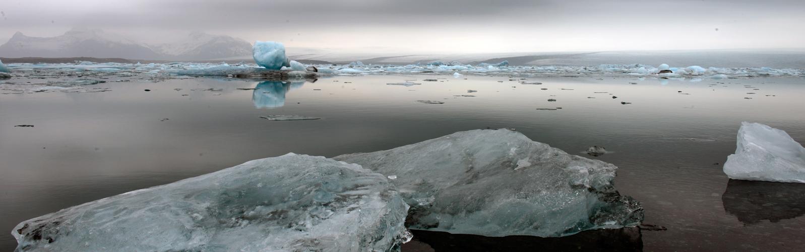 Gletschersee Jökularslon Island