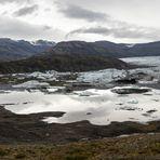 Gletschersee - Übersicht