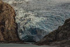 Gletschertor am Folgefonngletscher