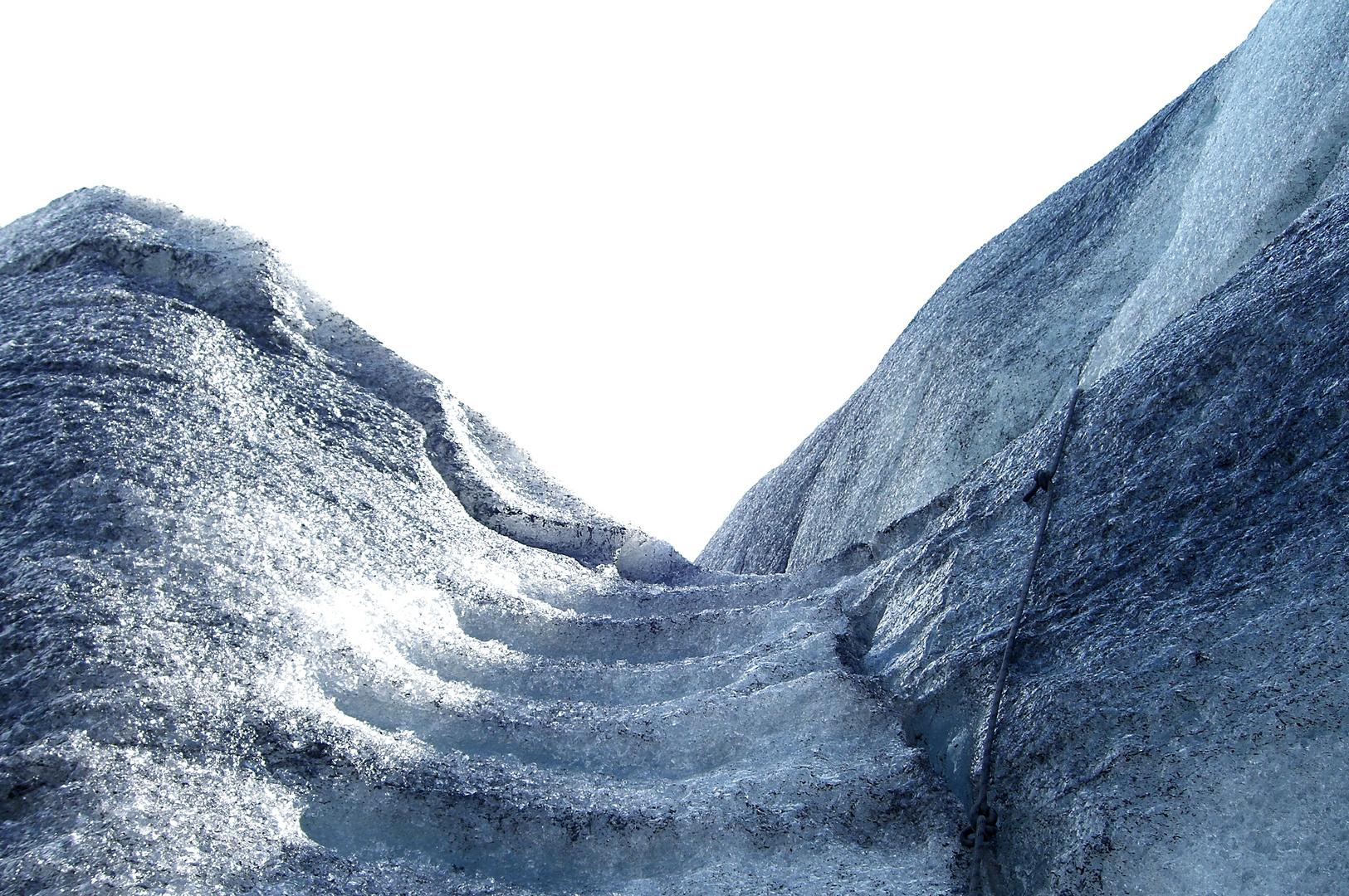 Gletschertreppe
