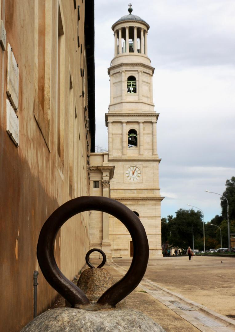 Gli anelli di San Paolo...