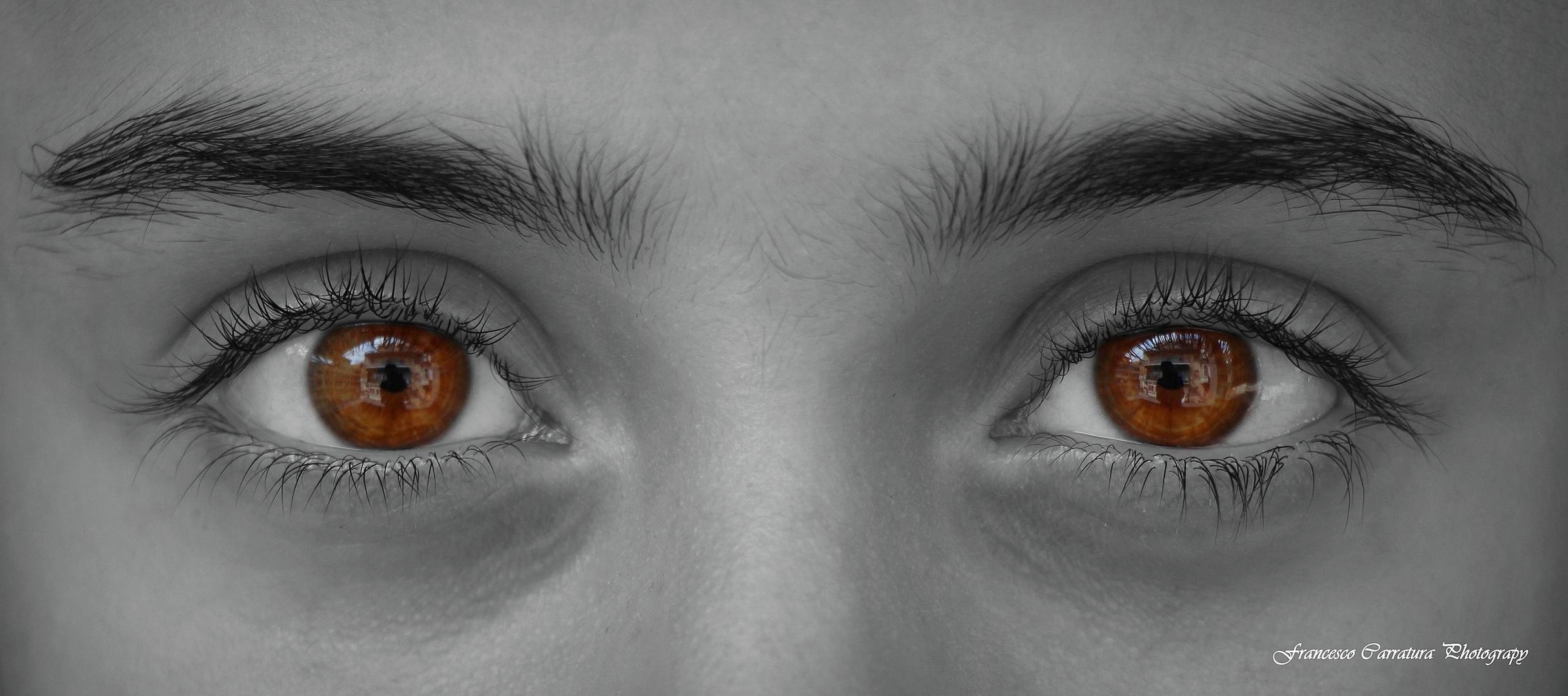 Gli occhi sono lo specchio dell 39 anima foto immagini - Occhi specchio dell anima ...