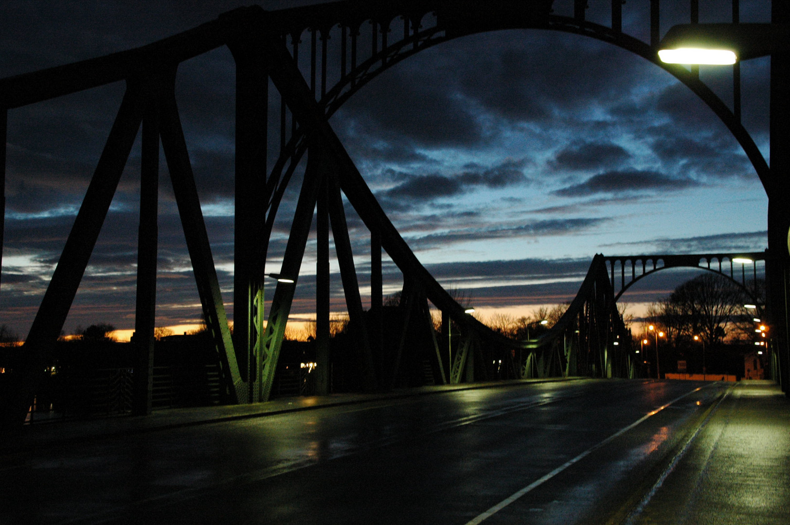Glienicker Brücke (26.12.2016)