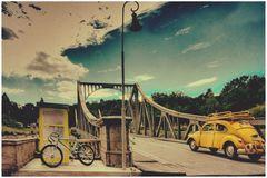 Glienicker Brücke en miniature