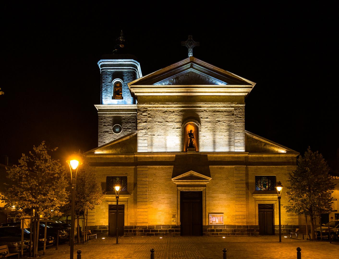 Église de Marseillan
