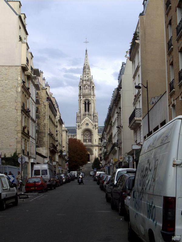 Église Notre-Dame de la Croix