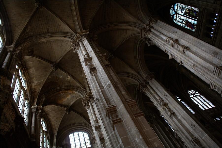 Église Saint-Eustache de Paris(f)