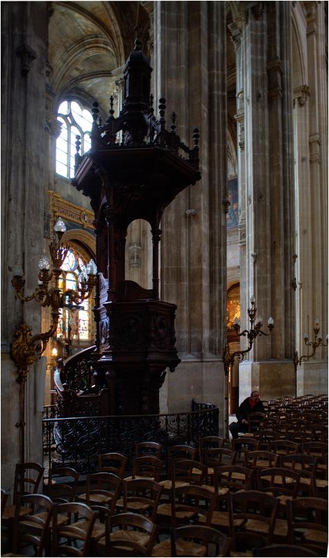 Église Saint-Eustache de Paris(i)