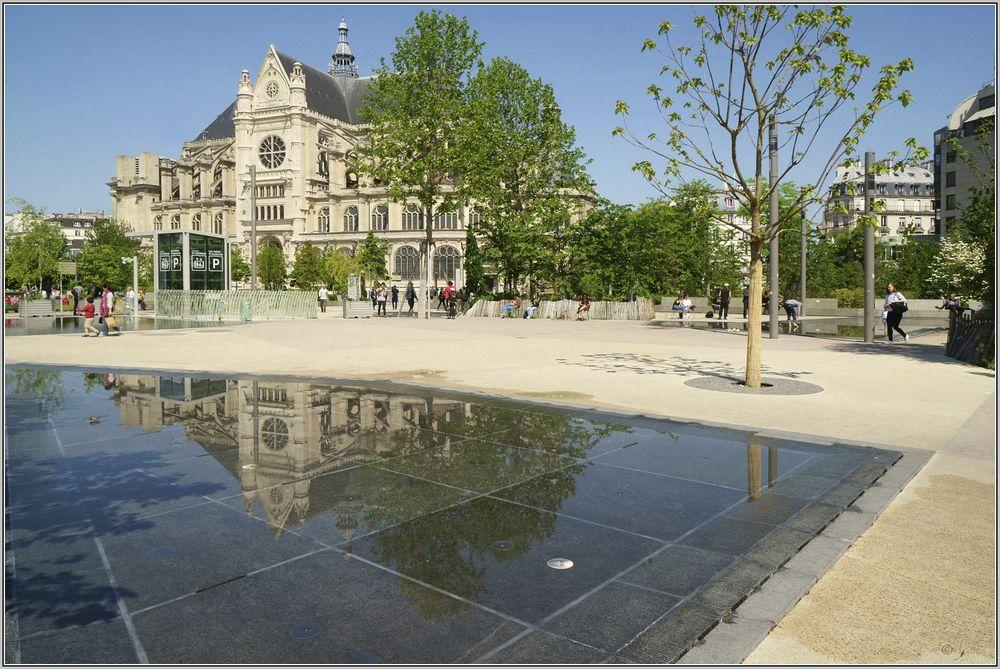 Église St-Eustache in Paris