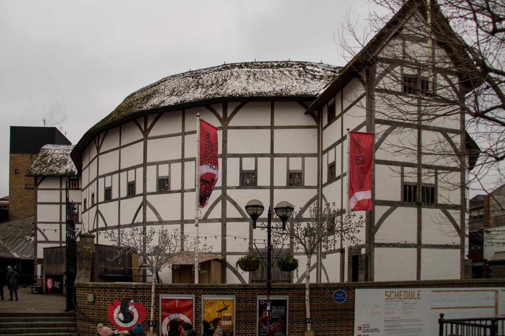 Globe Theatre 2