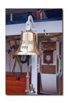 Glocke der Gorch Fock