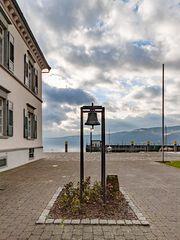 Glocke im Hafen von Bodman-Ludwigshafen