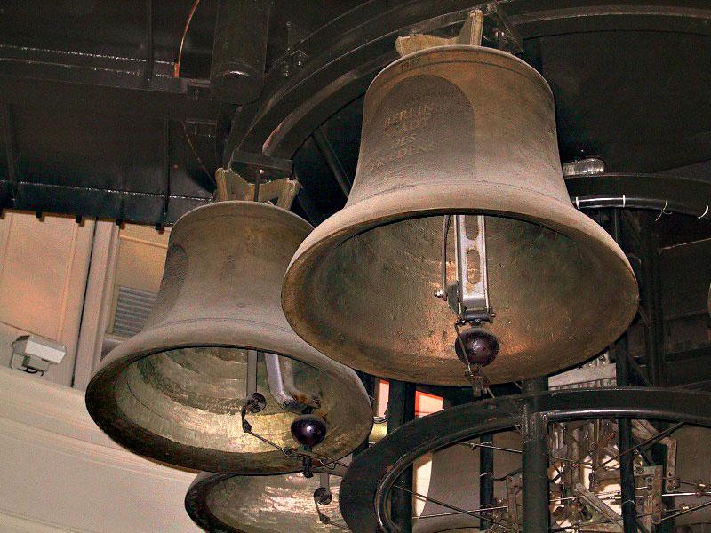 Glocken im franz. Dom