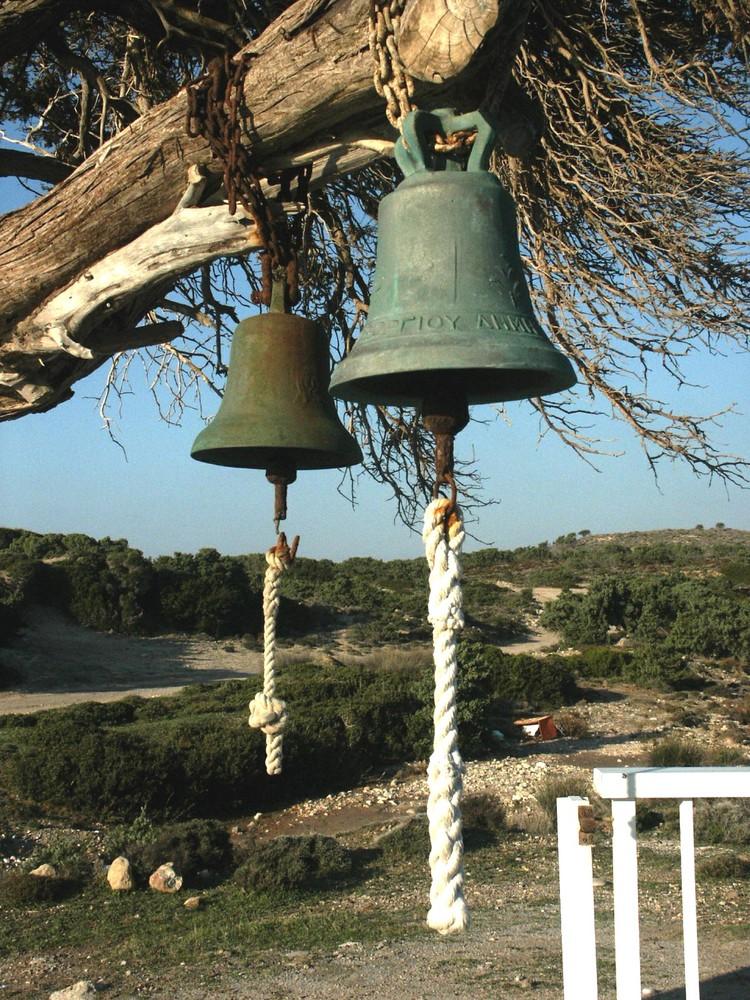 Glocken von Agios Theologos