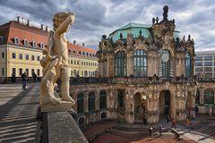 Glockenspielpavillon Dresdner Zwinger